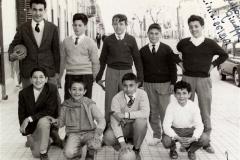 In squadra 1961