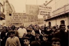 130 Marcia della protesta e della pace 1966 con Dolci