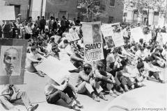 137 Manifestazione pro Vietnam 1967