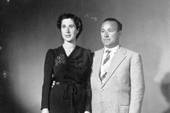 I genitori di Peppino