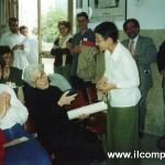 Cinisi, 2002. Cittadinanza a Felicia