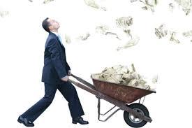 Carriola di denaro images