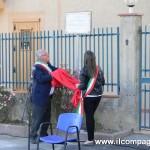 Castellana Sicula, lapide