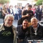 9 maggio 2018, Tommaso Bertolino e Navarra