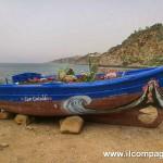 Barca a San Cataldo