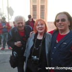 Salvo Vitale, Letizia Battaglia e Faro Di Maggio