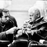 Salvo con Patrick Wild e Marco Ghiacci dei Modena a Rimini