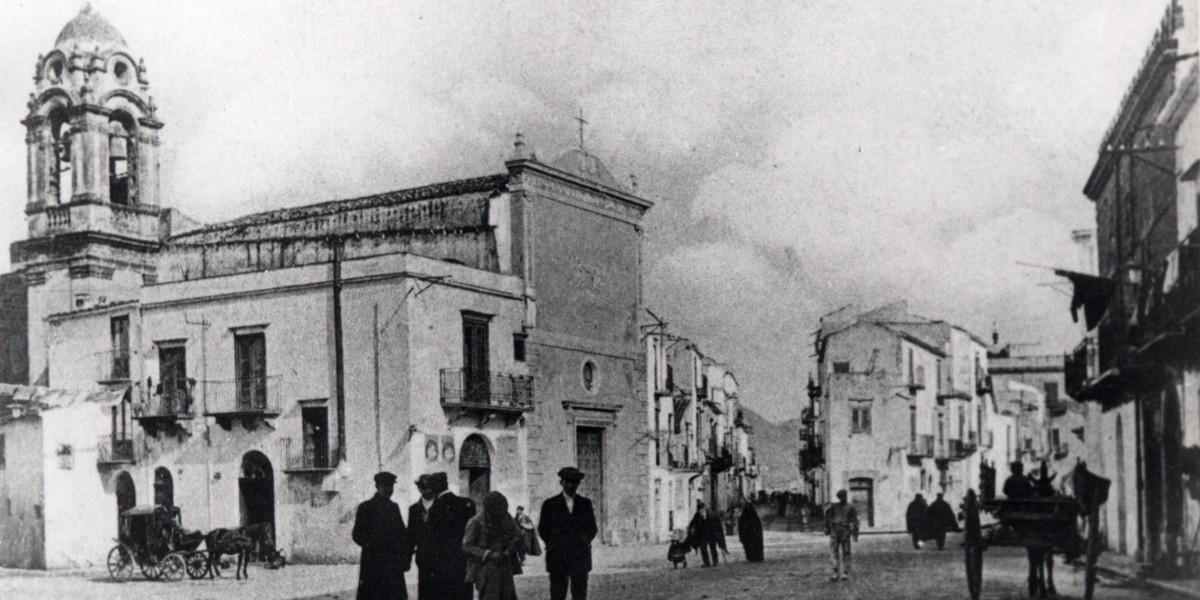 21 C.so dei M. e chiesa di S. Giuseppe