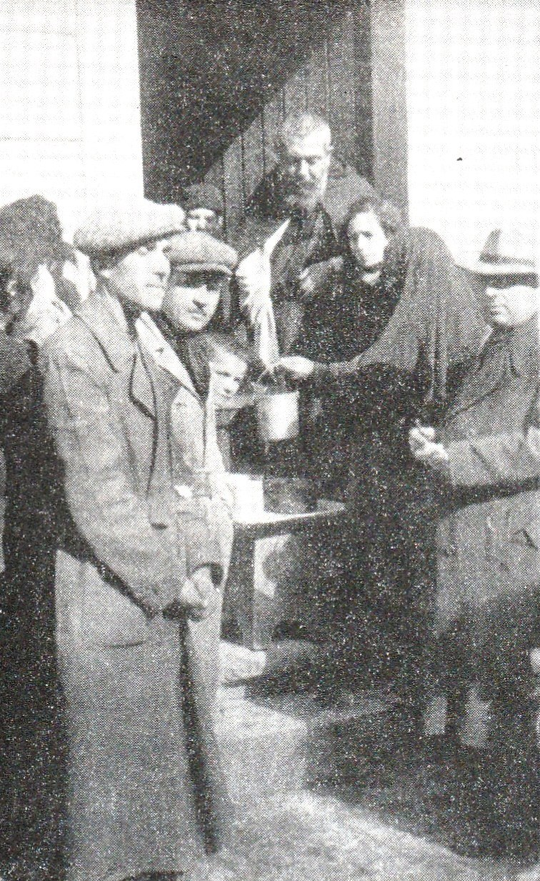 1945 Fra Giuseppe a Partinico