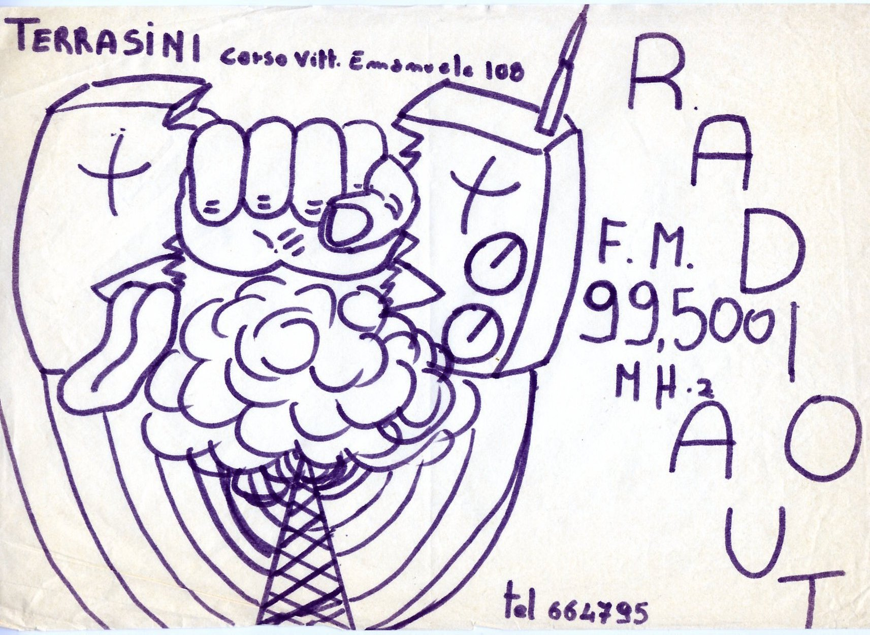 224 disegno di Pino Manzella